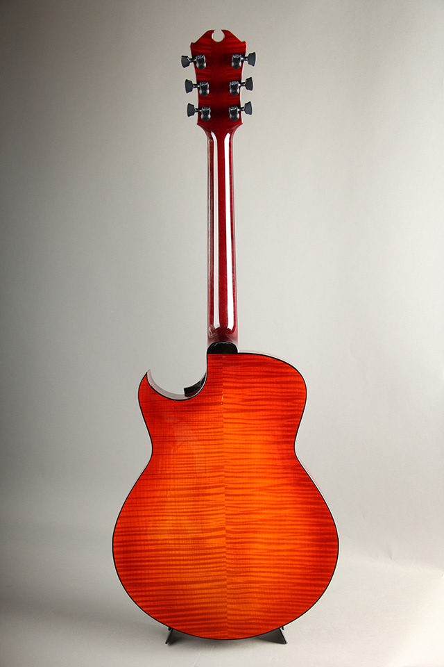 Marchione Guitars 15 Inch Archtop Custom Order 24 3/4 Scale マルキオーネ ギターズ サブ画像3