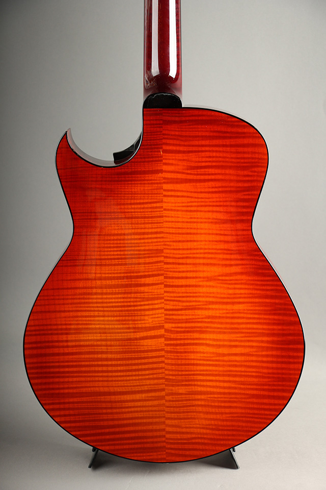 Marchione Guitars 15 Inch Archtop Custom Order 24 3/4 Scale マルキオーネ ギターズ サブ画像4