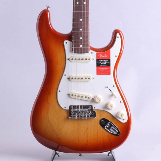 American Professional Stratocaster/Sienna Sunburst/R【S/N:US17076470】