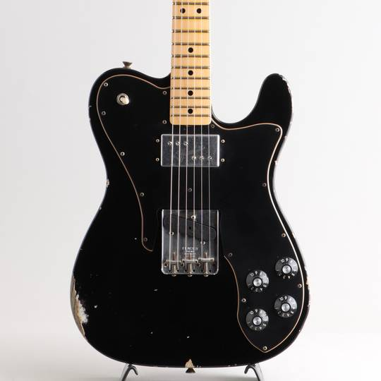 Limited Edition 70's Telecaster Custom Relic/Aged Black【S/N:CZ545240】