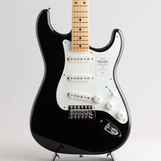 Made in Japan Traditional 50s Stratocaster/Black
