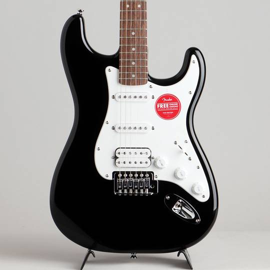 Bullet Strat with Tremolo HSS Black