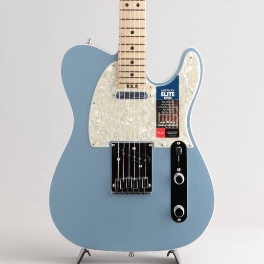 American Elite Telecaster/Satin Ice Blue Metallic/M【S/N:US18068761】