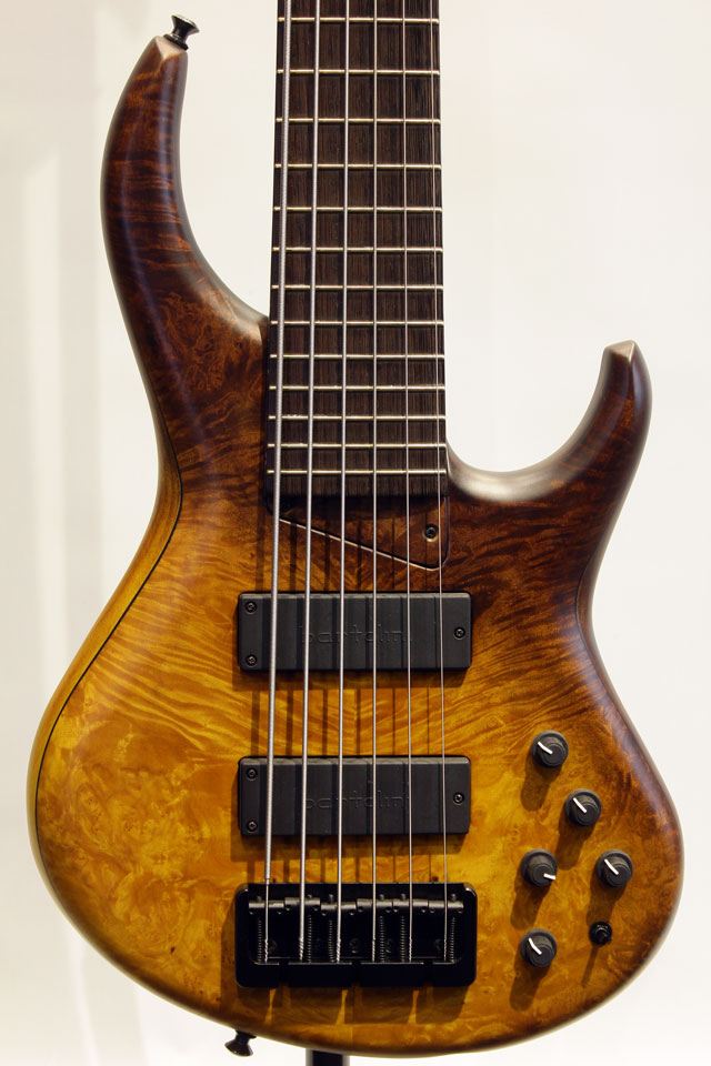 634-24 Tulipwood / Maple Burl (2020 NAMM Show)【試奏動画有り】