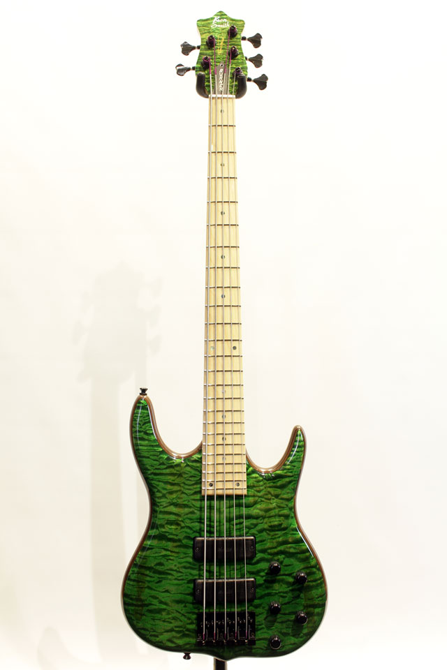 "KEN SMITH BHF-5  ""Burner Hadrien Feraud Quilted Maple TOP""【試奏動画有り】 ケンスミス サブ画像2"