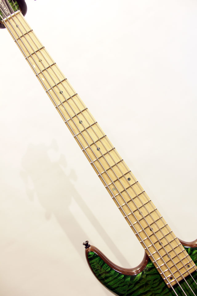 "KEN SMITH BHF-5  ""Burner Hadrien Feraud Quilted Maple TOP""【試奏動画有り】 ケンスミス サブ画像4"