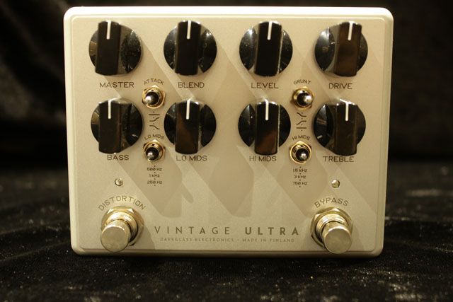 VINTAGE ULTRA V2 WITH AUX IN