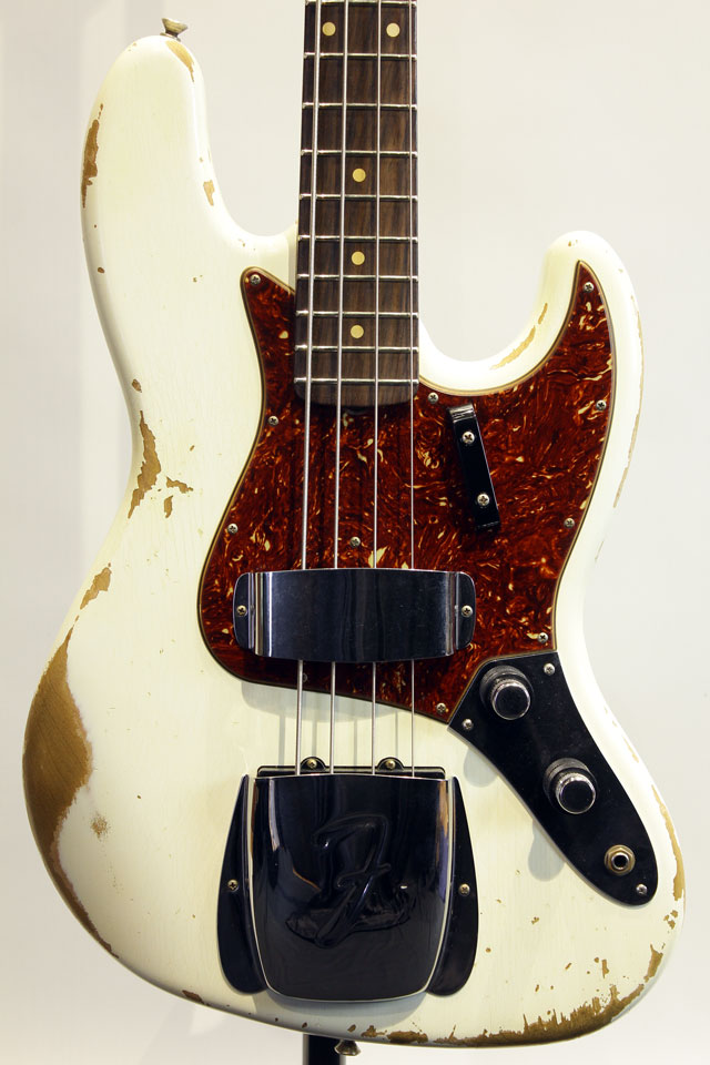 2020 Collection Custom Build TIME MACHINE 1960 Jazz Bass Heavy Relic (AOW)