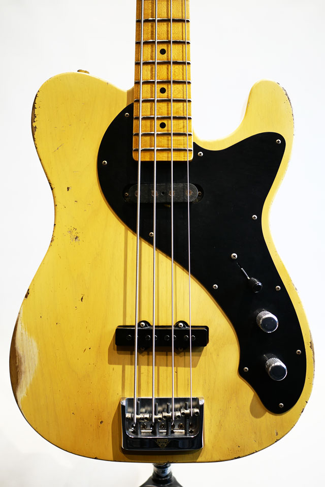 MBS THINLINE TELE BASS Relic by Kyle Mcmillin