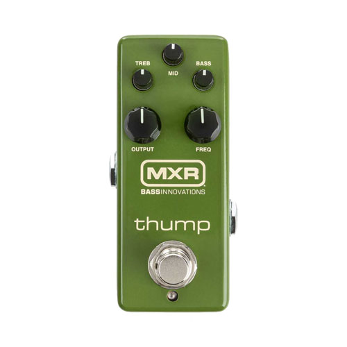M281 THUMP BASS PREAMP