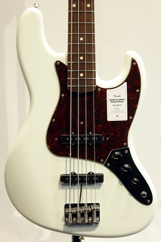 MADE IN JAPAN TRADITIONAL 60S JAZZ BASS (OWT)