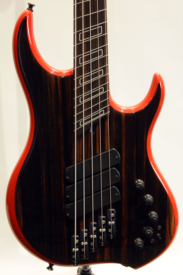 Z3 5st NAMM2020 (F.RED Back / Ebony Top)
