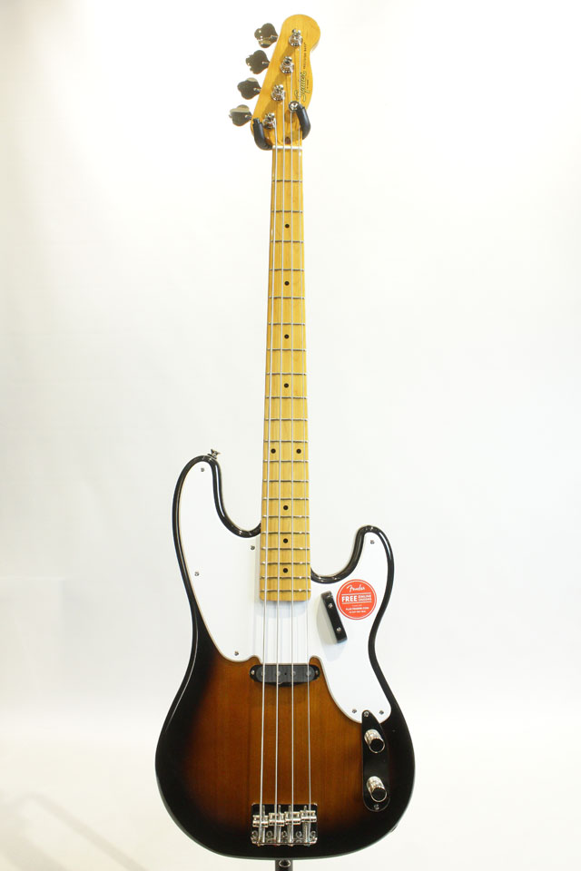 SQUIER by Fender Classic Vibe 50s Precision Bass (2TS) スクワイヤー サブ画像2