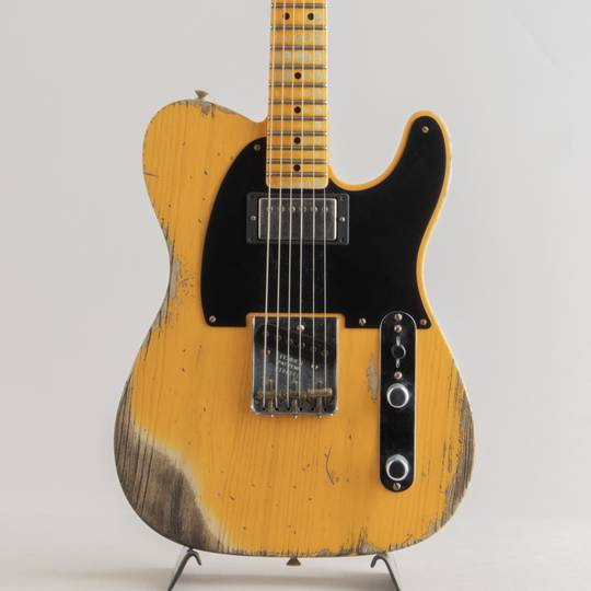 2021 Limited 51 HS Telecaster Heavy Relic/Aged Butter Scotsch Blonde【S/N:R108541】