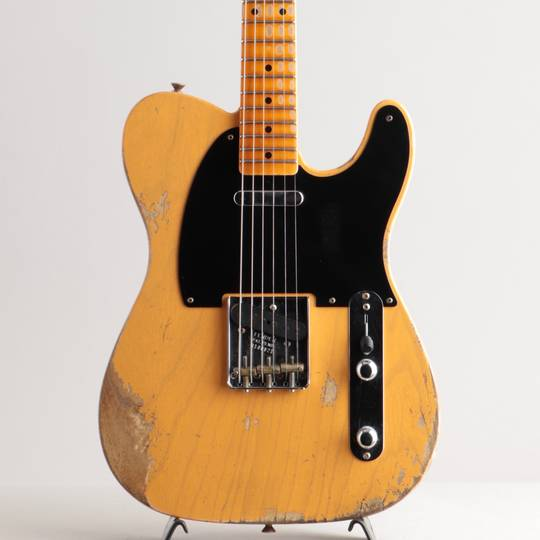 1952 Telecaster Heavy Relic/Butterscotsch Blonde【S/N:R100821】