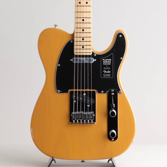 Limited Edition Player Telecaster/Butterscotch Blonde/M