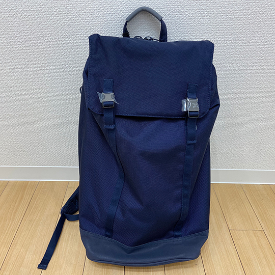 Slim backpack (Navy)