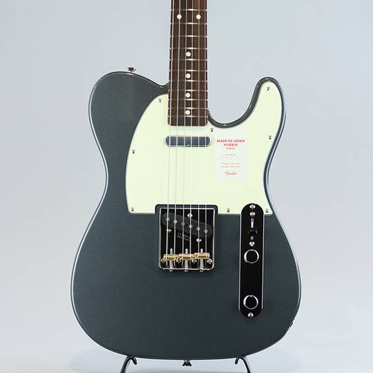 Made in Japan Hybrid 60s Telecaster/Charcoal Frost Metallic