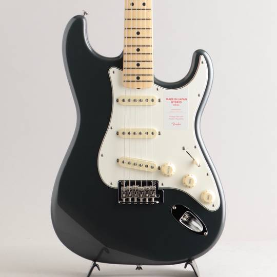 Made In Japan Hybrid 68 Stratocaster/Charcoal Frost Metallic