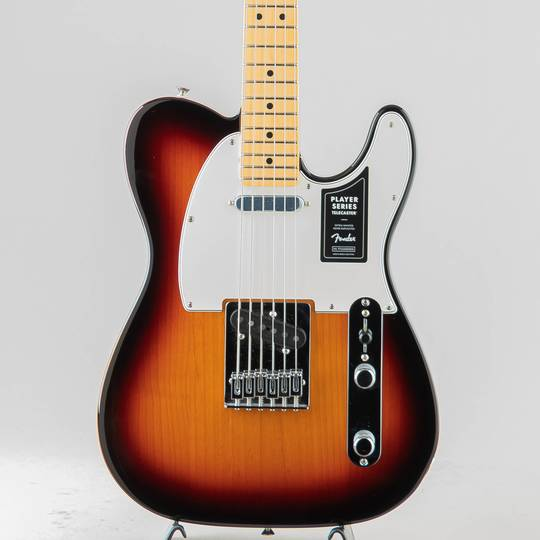 Player Telecaster/3-Color Sunburst/M