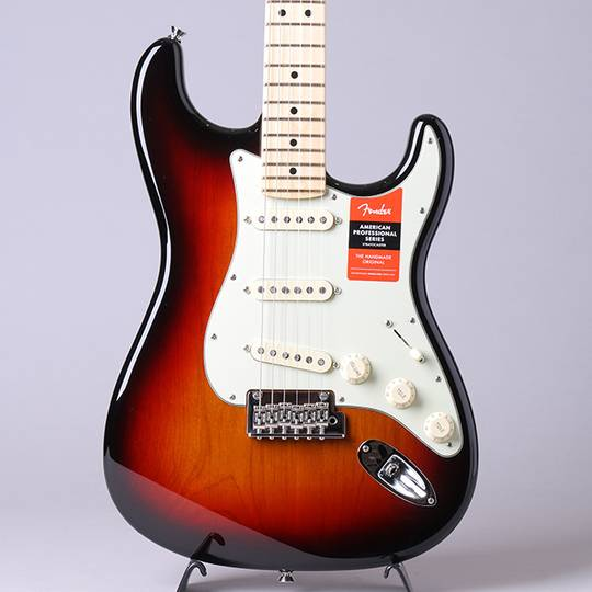 American Professional Stratocaster/3-Color Sunburst/M【S/N:US19062232】