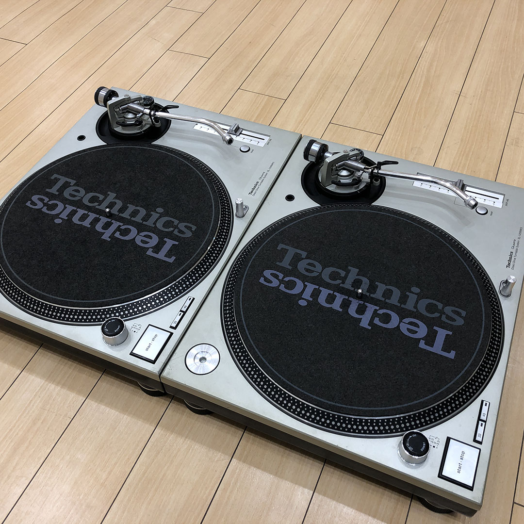SL-1200 MK5 S  【 中古 / メンテナンス済み / 2台セット 】