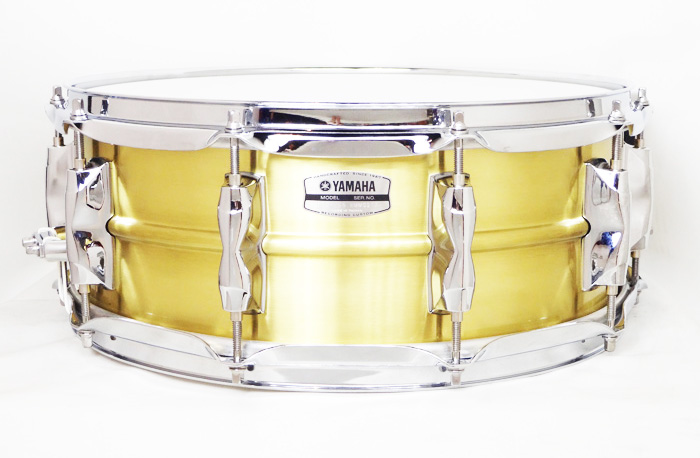 "【USED】RRS1455 Recording Custom Brass 14""×5.5"""
