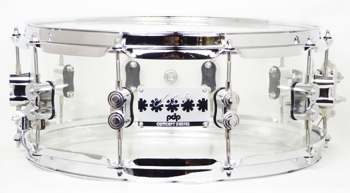 【USED】PA-PDSN0614SSCS  CHAD SMITH SIGNATURE acrylic 14″ x 6″