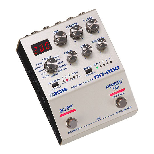 DD-200 Digital Delay