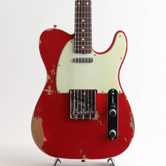 1960 Custom Telecaster Heavy Relic/Dakota Red【S/N:R101142】