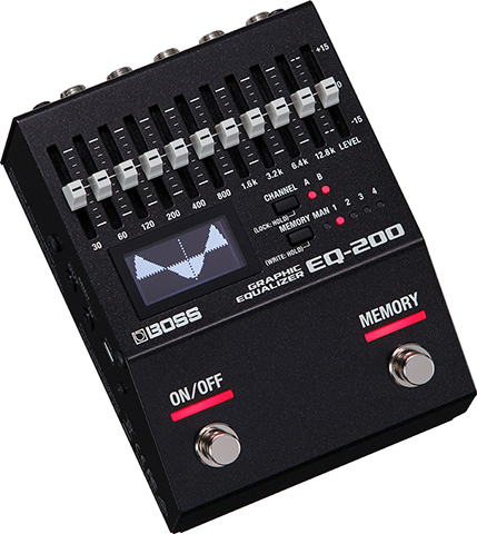 EQ-200 Graphic Equalizer