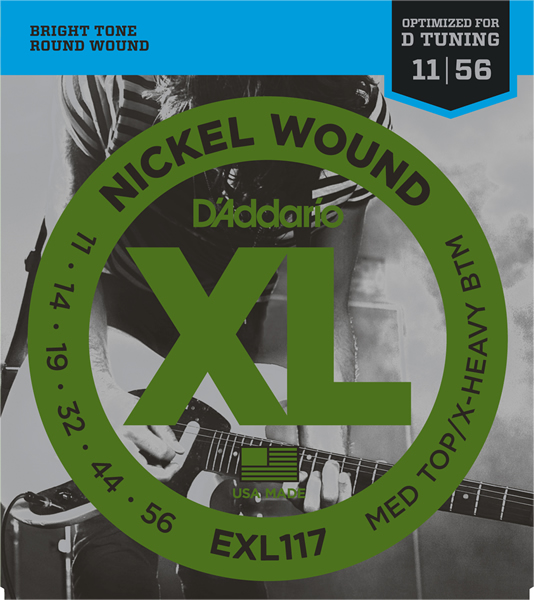 EXL117 [Nickel Wound 11-56]