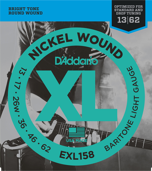 EXL158  [Nickel Wound 13-62]