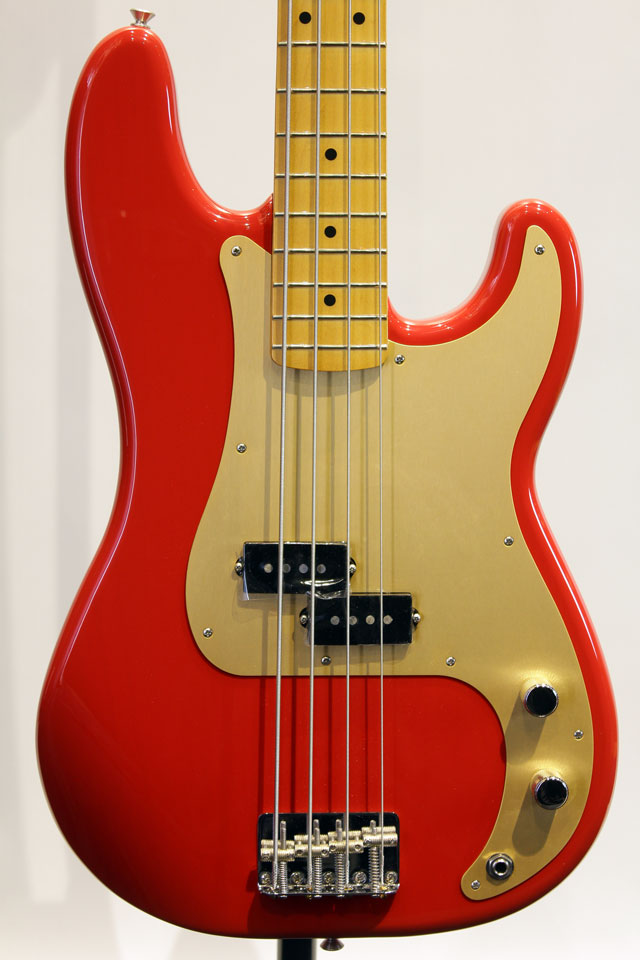 Vintera '50s Precision Bass (Dakota Red)