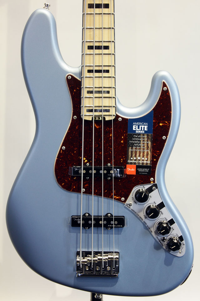 AMERICAN ELITE JAZZ BASS (Satin IBM)