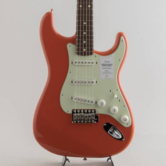 Made in Japan Traditional 60s Stratocaster/Fiesta Red