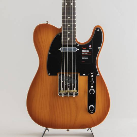 American Performer Telecaster/Honey Burst/R【S/N:US210018615】