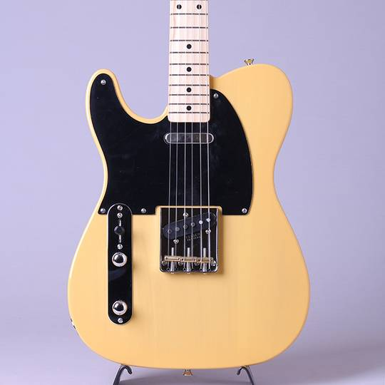 Made in Japan Traditional 50s Telecaster Left-Handed/Butterscotch Blonde