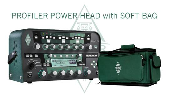 Profiler Power Head + Soft Bag【即納可能&送料無料】