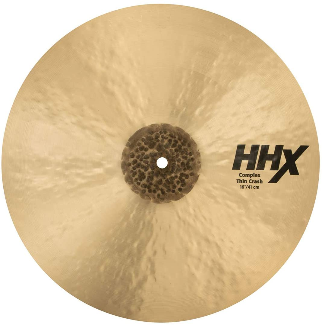 "HHXシリーズ 16"" COMPLEX THIN CRASH HHX-16CTC"