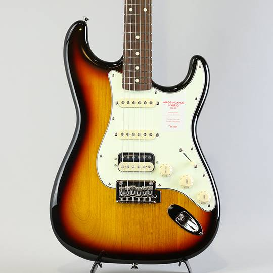 Made in Japan Hybrid 60s Stratocaster HSS/3-Color Sunburst/R【S/N:JD18015419】