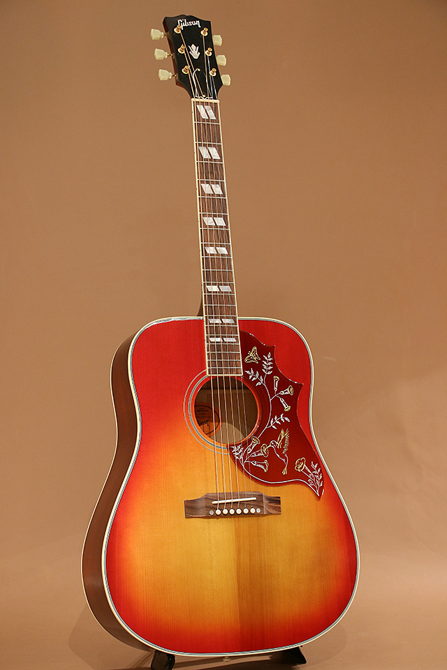 1960's Hummingbird VOS Thermally Aged Red Spruce