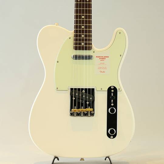 Made in Japan Hybrid 60s Telecaster/Arktic White