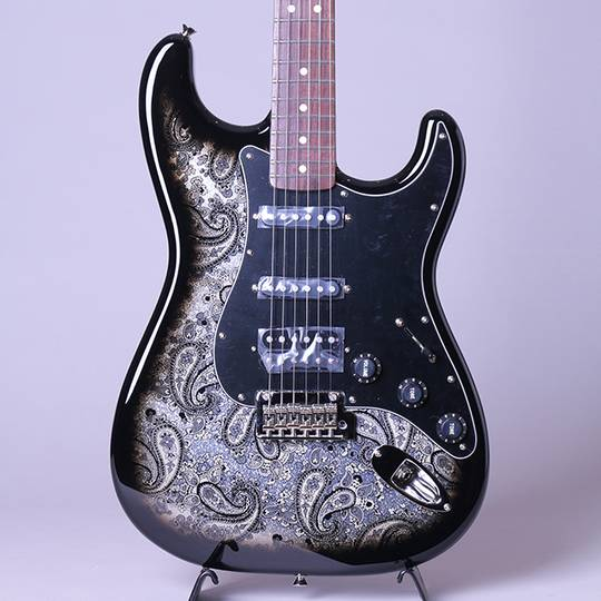 Limited Stratocaster HSS/Black Paisley【S/N:JD19020755】