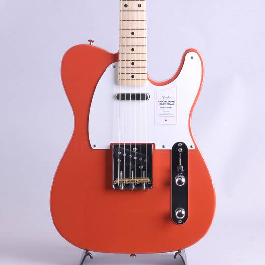 Traditional 50S Telecaster/Fiesta Red/M