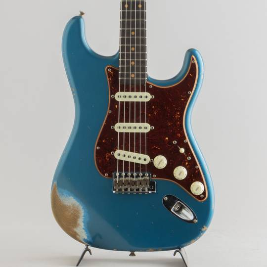 Limited Edition 60 Roasted Stratocaster Heavy Relic/Aged Lake Placid Blue