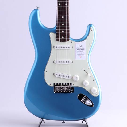 Made in Japan Traditional 60s Stratocaster/Lake Placid Blue