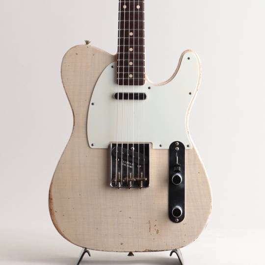 MBS 59 Telecaster Relic Built by Ron Thorn/Aged White Blonde【S/N:RT0101】