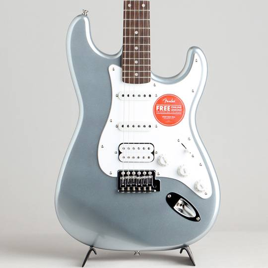 Affinity Series Stratocaster HSS Slick Silver/LRL