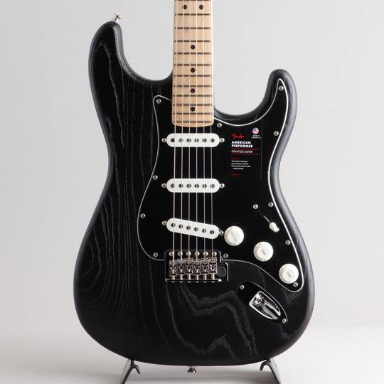 Limited Edition American Performer Sandblasted Stratocaster/Black/M【S/N:US19066777】